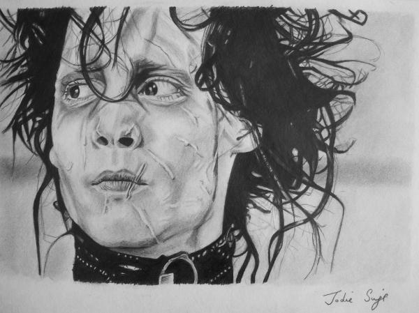 Johnny Depp by jsings